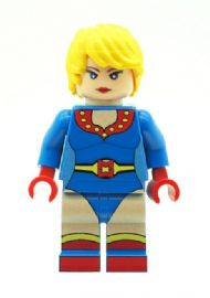 Miraclewoman - Custom Designed Minifigure
